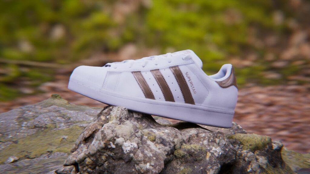 Sports Shoe - Virtual Picture
