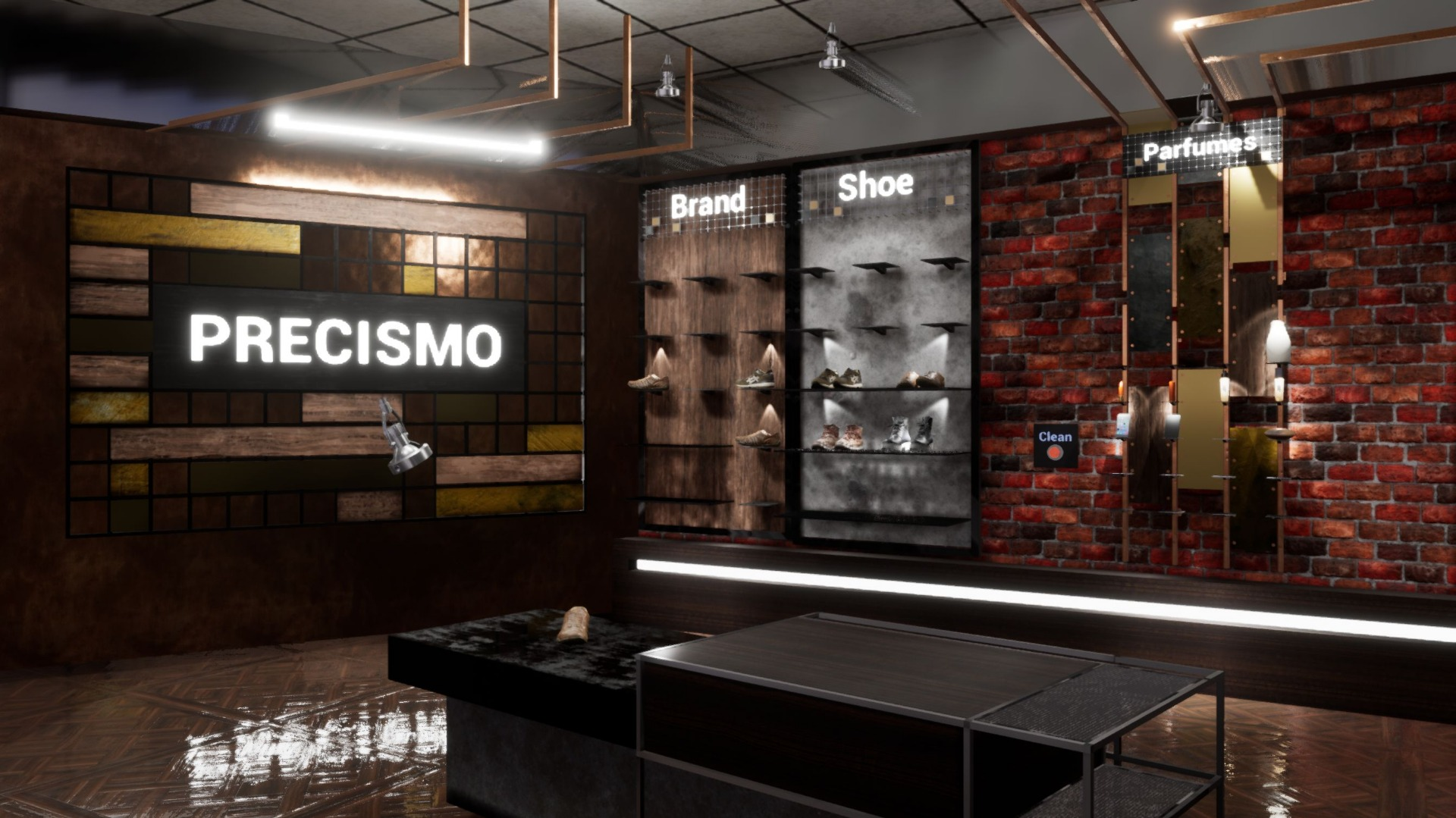 Virtual Store for VR